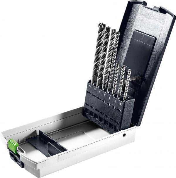 Festool Broca SDS-Set D5-D12/7
