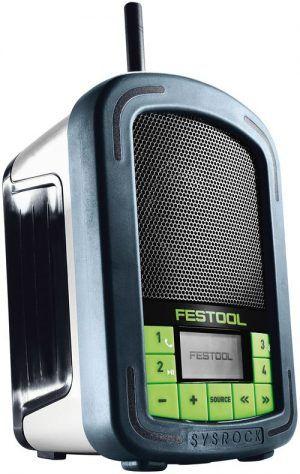 Radio para obras SYSROCK BR 10