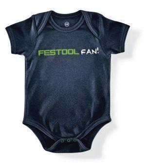 """Body de bebé """"Festool Fan"""" Festool"""