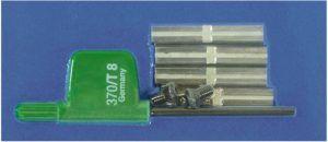 Placas de recambio HW-WP 30×5,5×1,1 (4x)