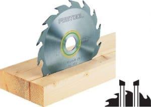 Hoja de sierra 160×2,2×20 PW12