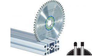 Hoja de sierra ALUMINIUM/PLASTICS HW 230×2,5×30 TF76