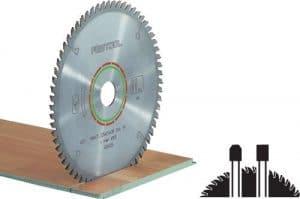 Hoja de sierra especial 210×2,4×30 TF60