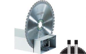 Hoja de sierra de diente plano 210×2,2×30 F36
