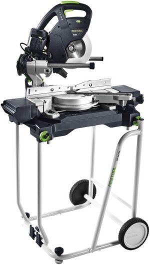 Sierra ingletadora KAPEX KS 60 E-UG-Set