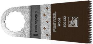 Hoja de sierra para madera HSB 50/45/J 5x