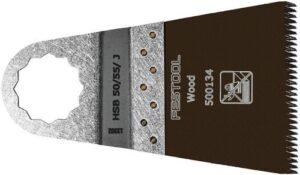 Hoja de sierra para madera HSB 50/55/J 5x