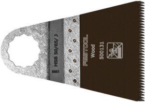 Hoja de sierra para madera HSB 50/65/J 5x