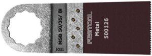 Hoja de sierra para metal MSB 50/35/Bi 5x