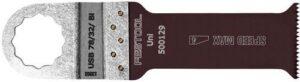 Hoja de sierra universal USB 78/32/Bi 5x