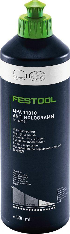 Agente de pulir MPA 11010 WH/0,5L