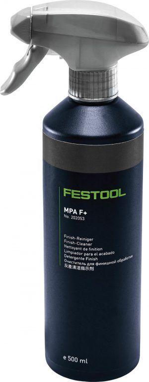 Limpiador para el acabado MPA F+/0,5L