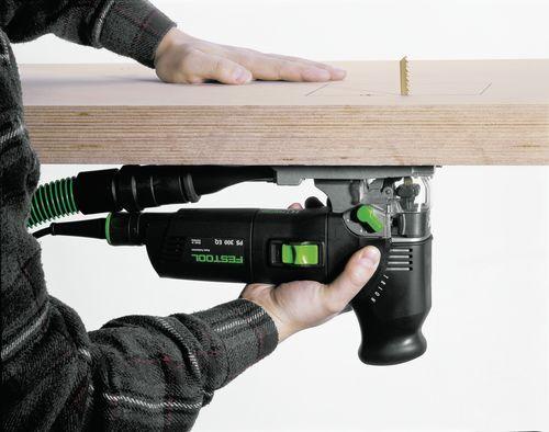 Caladora de péndulo PS 300 EQ-Plus TRION