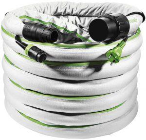 Tubo flexible de aspiración D 32/22x10m-AS-GQ/CT