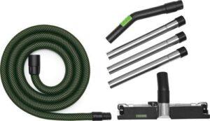 Set de limpieza para el taller D 36 WB-RS-Plus