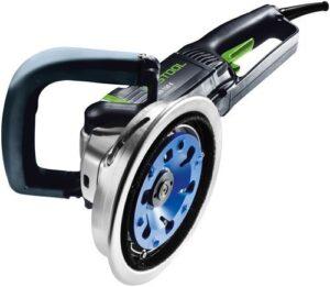 Amoladora de saneamiento RENOFIX RG 130 E-Set DIA ABR