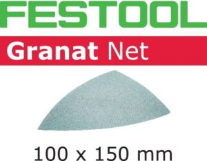 Abrasivo de malla Granat Net STF DELTA P150 GR NET/50