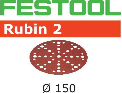 Disco de lijar STF D150/48 P220 RU2/10