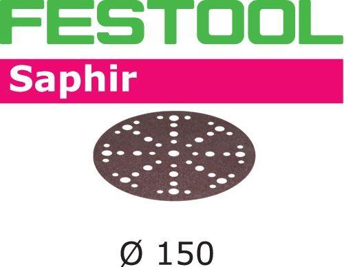 Disco de lijar STF-D150/48 P80 SA/25