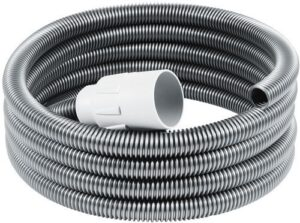 Tubo flexible de aspiración D 21,5 x 5m HSK