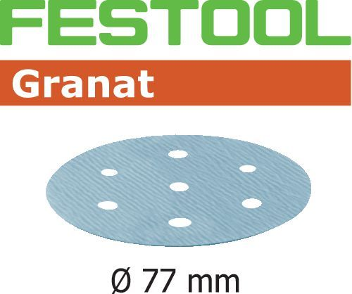 Disco de lijar STF D77/6 P240 GR/50