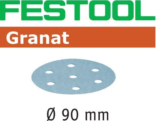 Disco de lijar STF D90/6 P120 GR/100