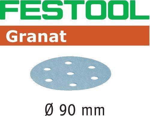 Disco de lijar STF D90/6 P320 GR/100