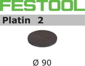 Disco de lijar Platin 2 STF D 90/0 S500 PL2/15