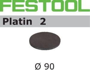 Disco de lijar Platin 2 STF D 90/0 S1000 PL2/15