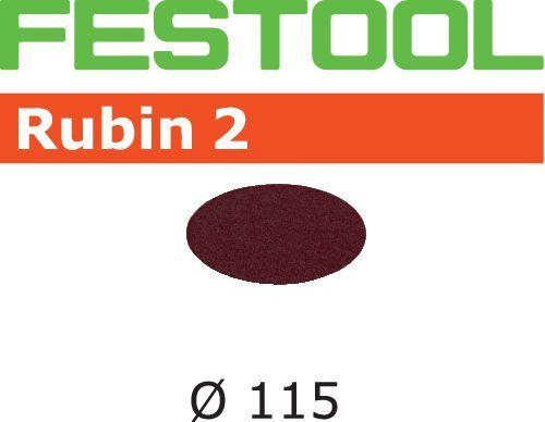 Disco de lijar STF D115 P100 RU2/50