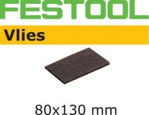 Vellón de lijar Vlies STF 80×130 SF 800 VL/5