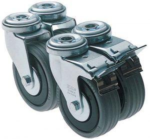 Conjunto de ruedas SYS-PORT R/2