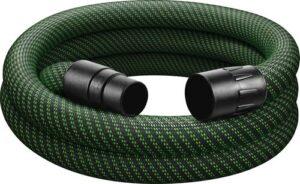 Tubo flexible de aspiración D36x5m-AS/CTR