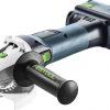 Festool Amoladora angular a batería AGC 18-125 Li 5,2 EB-Plus
