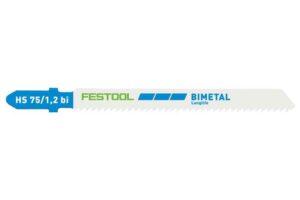 Hoja de calar METAL STEEL/STAINLESS STEEL HS 75/1,2 BI/5