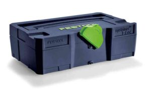 MICRO-Systainer T-LOC SYS-MICRO BLUE