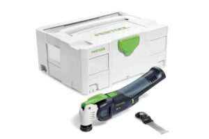 Oscilante a batería VECTURO OSC 18 Li E-Basic