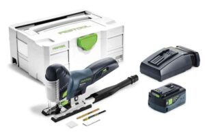 Caladora de péndulo a batería CARVEX PSC 420 Li 5,2 EBI-Plus