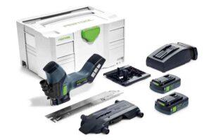 Sierra a batería para material aislante ISC 240 Li 3,1 EBI-Compact