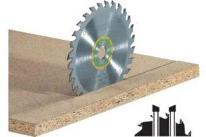 Hoja de sierra WOOD UNIVERSAL HW 254×2,4×30 W40