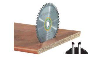 Hoja de sierra WOOD FINE CUT HW 254×2,4×30 W60