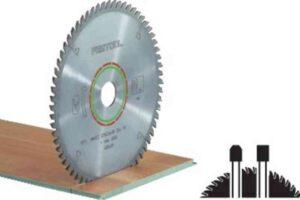 Hoja de sierra LAMINATE/HPL HW 254×2,4×30 TF80 L