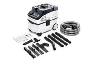 Sistema móvil de aspiración CLEANTEC CT 15 E-Set