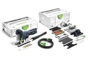 Caladora de péndulo CARVEX PS 420 EBQ-Set
