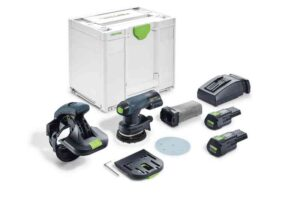 Lijadora de cantos a batería ES-ETSC 125 3,1 I-Plus