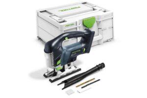 Caladora de péndulo a batería CARVEX PSBC 420 EB-Basic