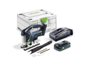Caladora de péndulo a batería CARVEX PSBC 420 HPC 4,0 EBI-Plus
