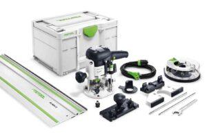Fresadora OF 1010 EBQ-Set+Box-OF-S