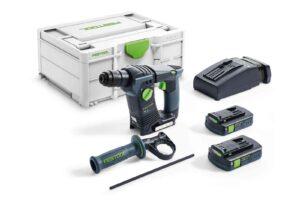 Martillo perforador a batería BHC 18 C 3,1 I-Plus