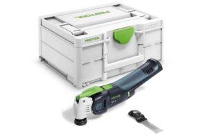 Sierra oscilante a batería VECTUROOSC 18 E-Basic